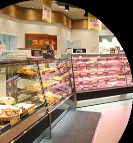お肉の専門店スギモト  ラ フーズコア納屋橋店