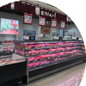 お肉の専門店スギモト ヨシヅヤ津島本店